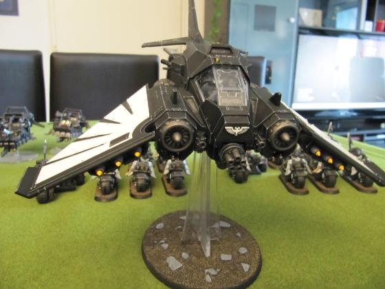 La traque de la Ravenwing Ravenwing032