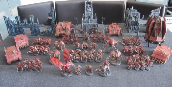 World Eaters Malifas's Warband Worldeaters