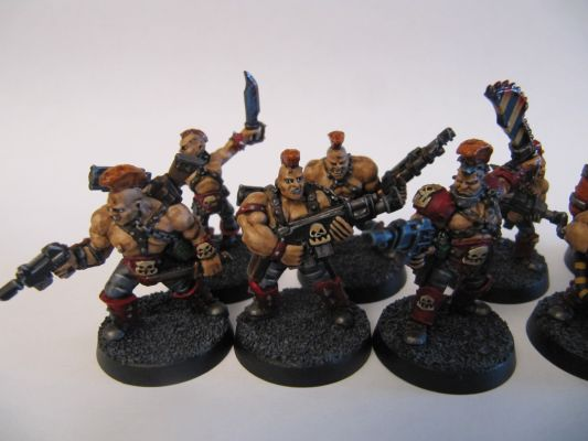World Eaters Malifas's Warband Chaos(2)