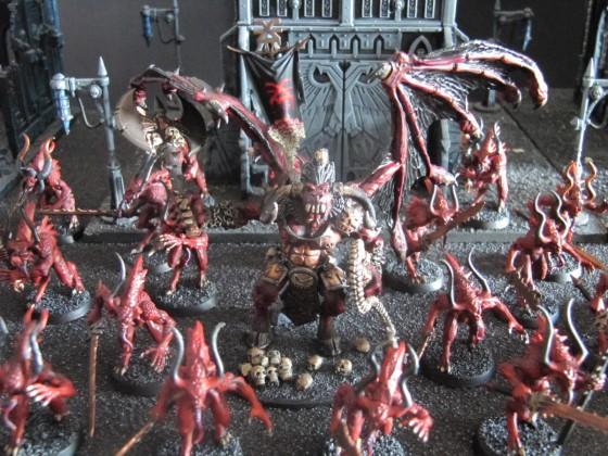 World Eaters Malifas's Warband Kulgarshh